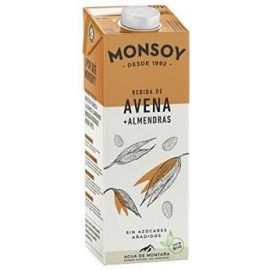 Beguda civada i ametlla bio MONSOY