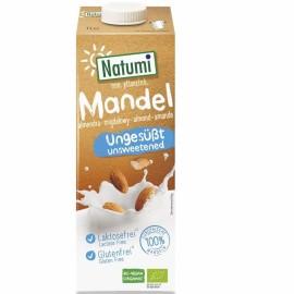 Beguda ametlla sense sucre bio NATUMI