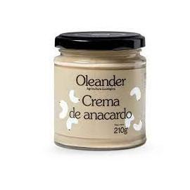 Crema anacard cru bio 210 g OLEANDER