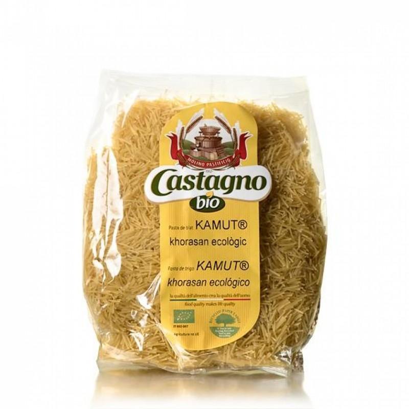 Fideus kamut bio Castagno 500 g