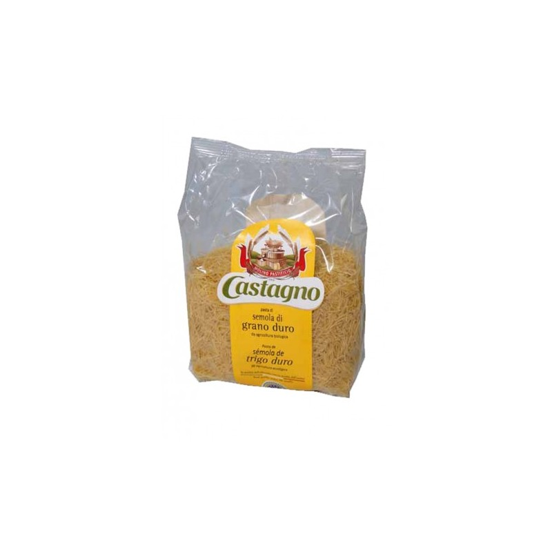Fideus blat bio Castagno 500 g