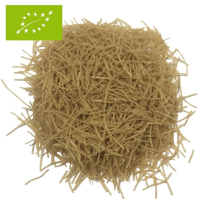 Fideu integral nº2 bio granel
