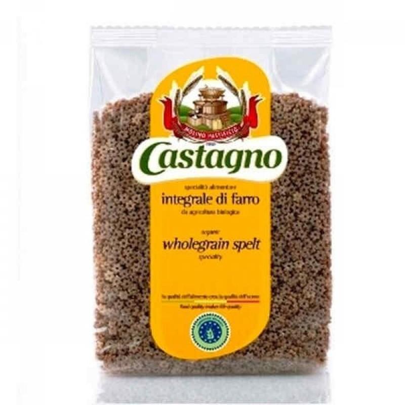 Estrelletes espelta integral bio Castagno 500 g