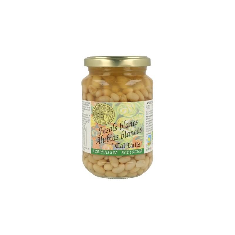 Fésol blanc cuit bio 250 g Cal Valls