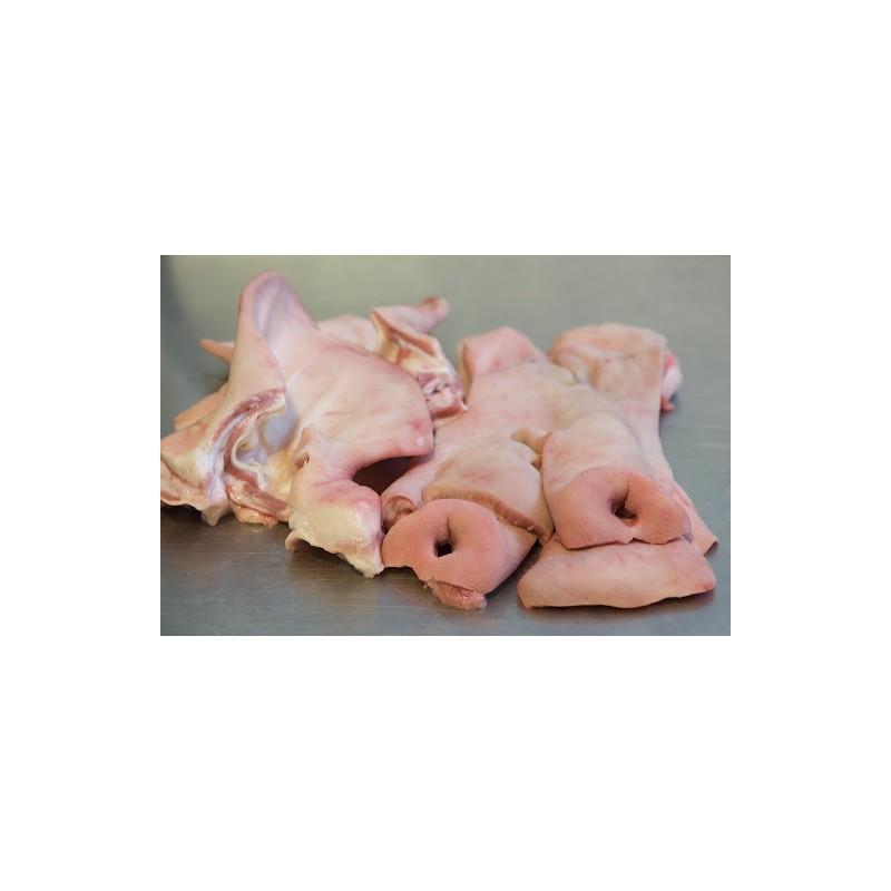 Morro fresc de porc 0,400gr. 4.90€/kg