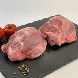 Galta de porc de duroc 300gr. aprox - 5.90€/kg