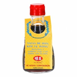 Salsa soja Kim Ve Wong 150 ml