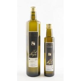 Oli d'oliva verge extra arbequina bio 750 ml Mas de la Vall