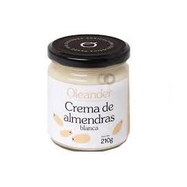 Crema ametlles crues bio OLEANDER 210 g