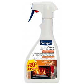 Starwax netejador vidre llar de foc