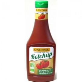 Ketchup sense sucre bio 560 g