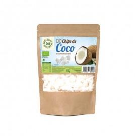 Xips de coco bio 150 g