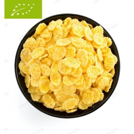 Corn flakes sense sucre bio