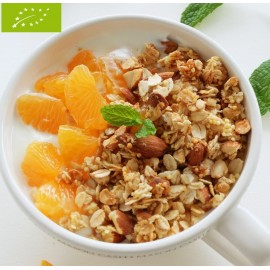 Bio crunxi de taronja i ametlla