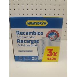 Humydry Recanvi Antihumitat 3x450g