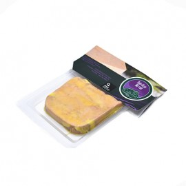 Foie gras mi-cuit 60gr.