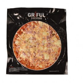 Pizza Artesana (Pernil Dolç)