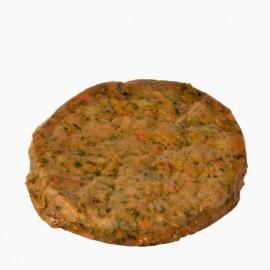 Hamburguesa Vegana D'espinacs
