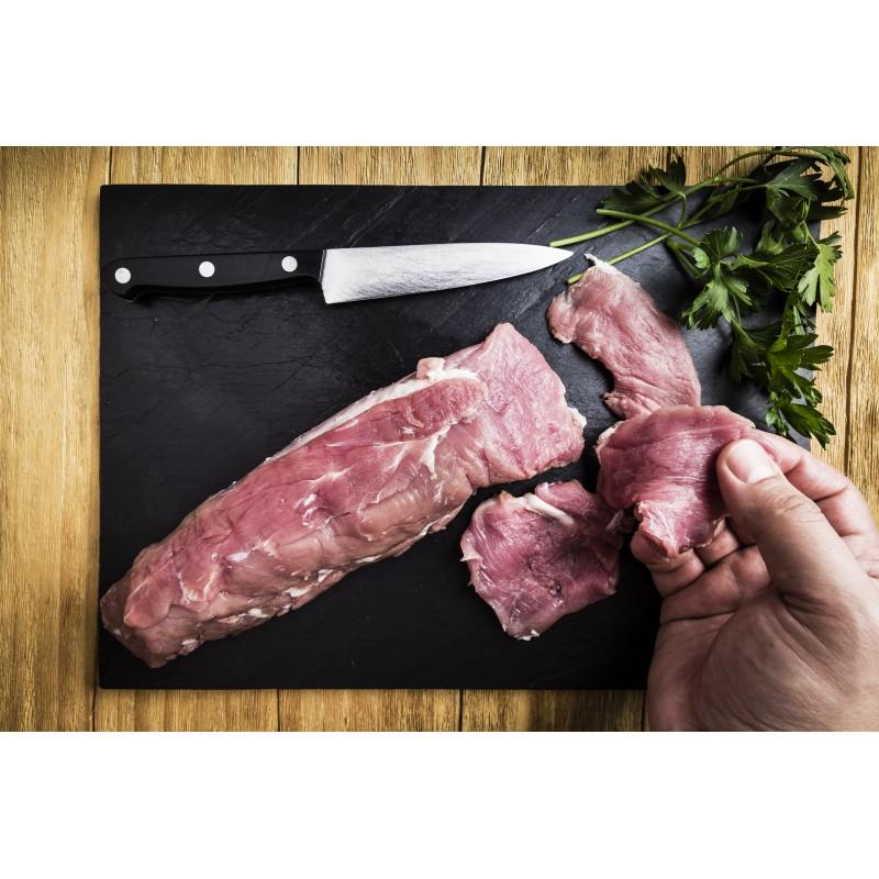 Filet de llom (Rellom) fresc ibèric 400gr. - 24,90€/kg