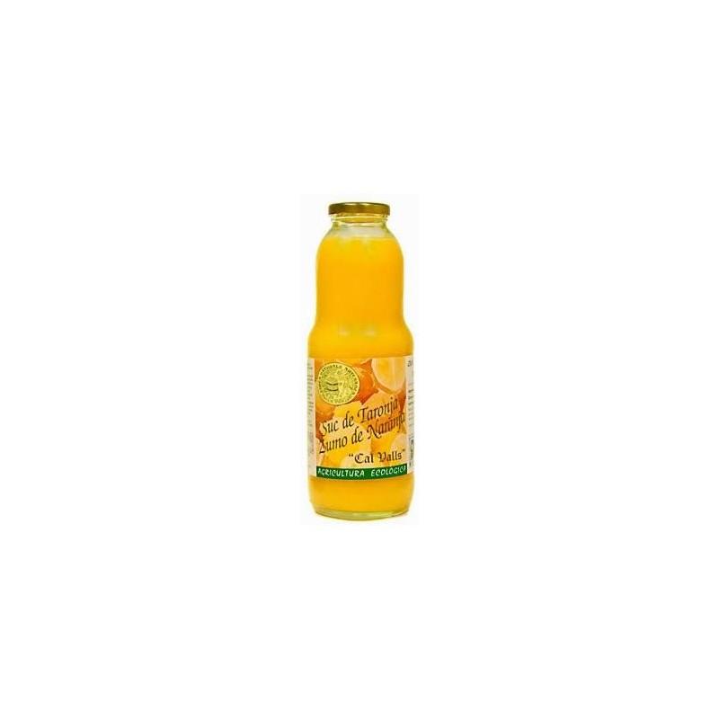 Suc taronja 1l bio CAL VALLS