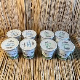 Pack 4 iogurts vaca 125ml