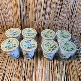Pack 4 iogurts vaca 125ml amb bífidus