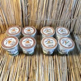 Pack 4 iogurts vaca 125ml amb melmelada cereals