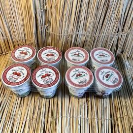 Pack 4 iogurts vaca 125ml amb melmelada cirera