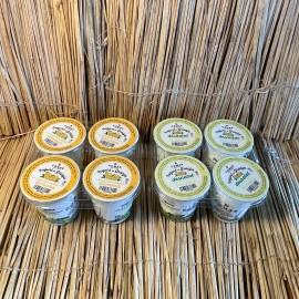 Pack 4 iogurts vaca 125ml amb melmelada llimona
