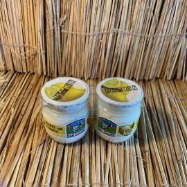 Pack 2 iogurts vaca 125ml vidre natural amb llimona