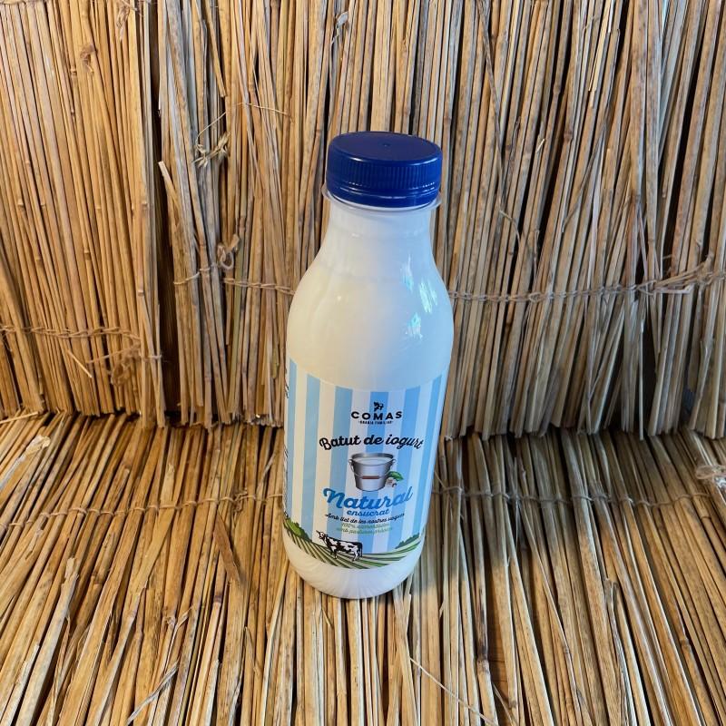 1 batut de iogurt 500ml natural ensucrat
