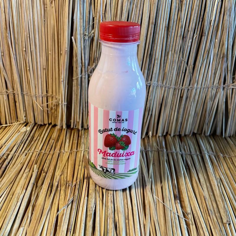 1 batut de iogurt 500ml natural de maduixa