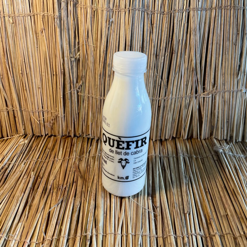 1 batut de quefir cabra 500ml natural