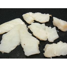Esqueixada de bacallà sec mitjà 250gr. ( 23,50e/kg.)