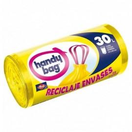 BOSSA DE RECICLATGE HANDY BAG  GROGA 30 L