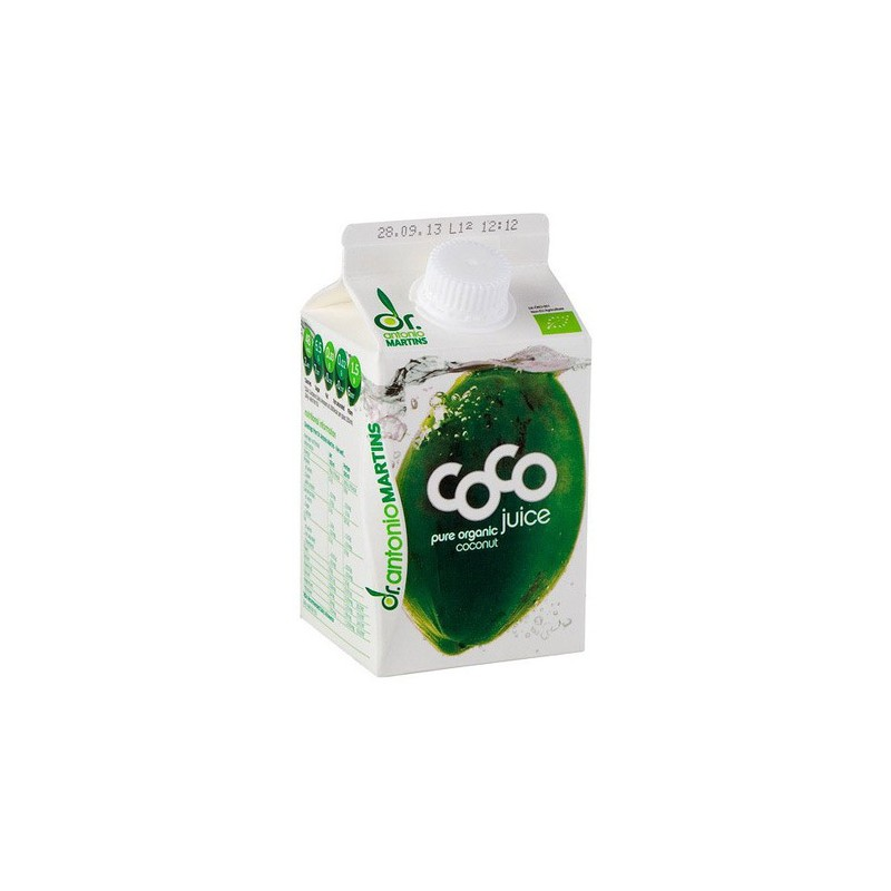 AGUA COCO 500 ML BIO
