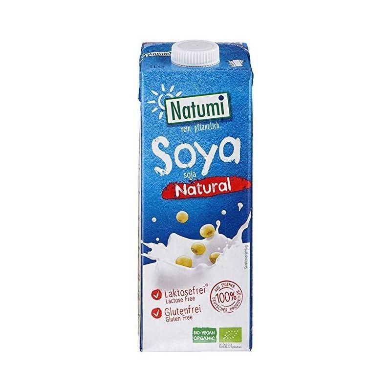 Beguda soja bio NATUMI