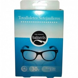 TOVALLOLETES BALNERIS NETEJAULLERES 30 UNITATS