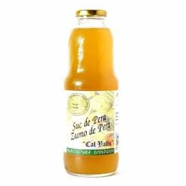 Suc de pera bio 1L CAL VALLS