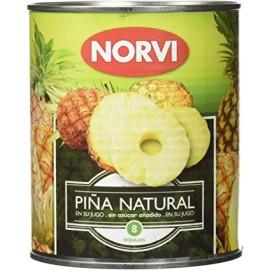 Pinya al natural al seu suc Pac-3 Norvi