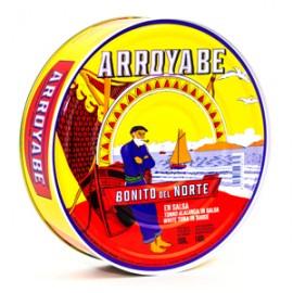 Bonítol del nord en salsa catalana 700 g ARROYABE