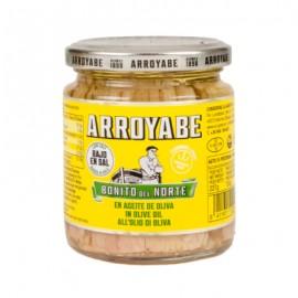 Bonítol del nord al natural 250 g ARROYABE