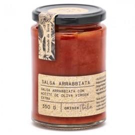 Salsa arrabiata bio 350 g SAUDADE DA TERRA