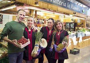 Fruiteria La Rambla 2